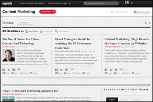 Content Marketing portal 2011