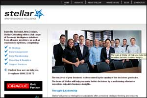 Stellar Consulting front page 2012