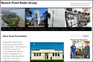 Musick Point Radio - Auckland, New Zealand