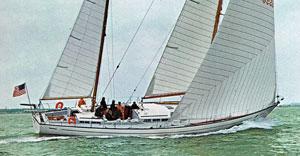 Ocean 71 yacht Miss Two